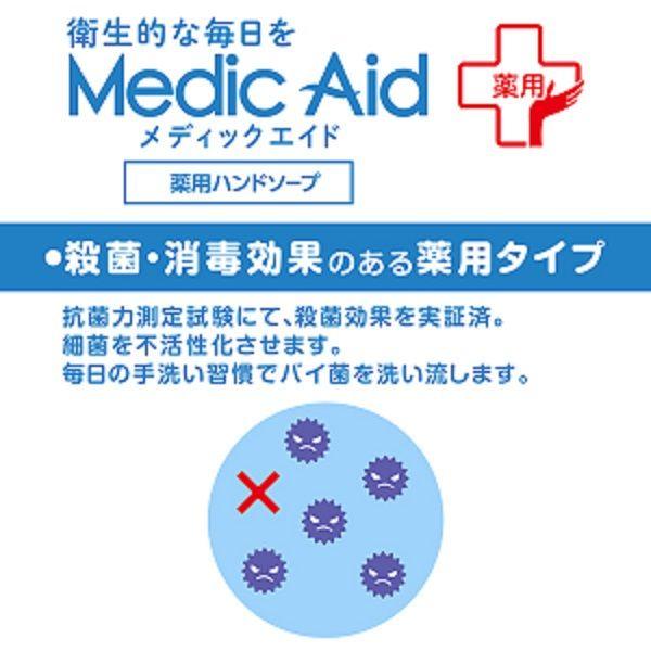 メディックエイド薬用液体ハンドソープ本体