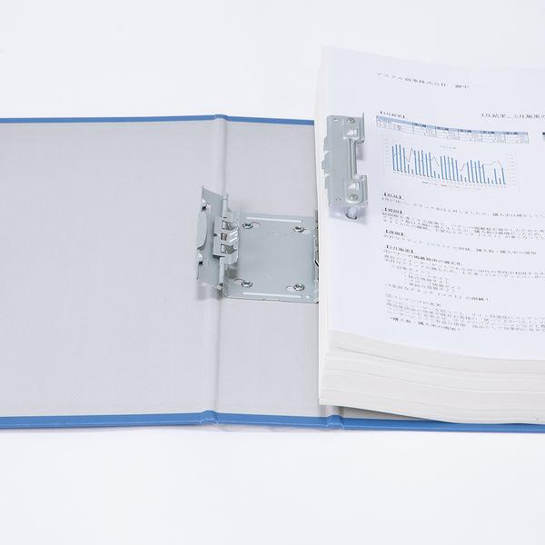 パイプ式ファイル A4縦 とじ厚50mm