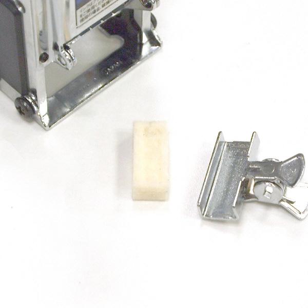 プラス ナンバーリング用インクパッド 小(BB型用) IJ-911 30767 1パック(3個入)