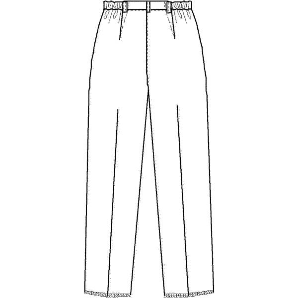 ナガイレーベン ナースパンツ 女性用 ピンク LL HO-1913