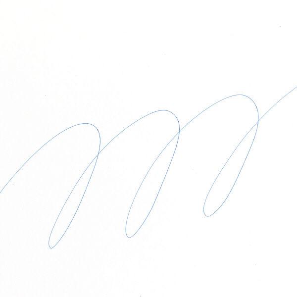 三菱鉛筆(uni) ゲルインクボールペン替芯 シグノ 0.38mm UMR-1 青 1本