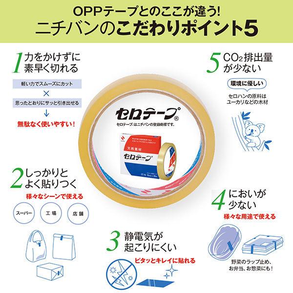 ニチバン エルパックエス15mm×20m LP-15S 1セット(25巻:5巻入×5箱)
