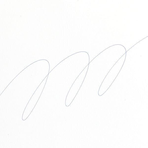 三菱鉛筆(uni) VERY楽ボ 油性ボールペン替芯 極細0.5mm SA-5N 青 1本
