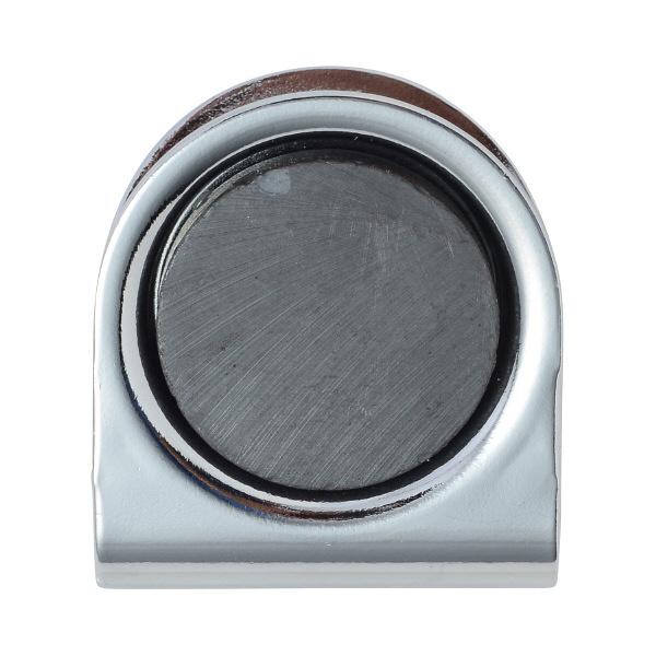 プラス カラーマグネットクリップ(大)レッド 80564 1箱(10個入)