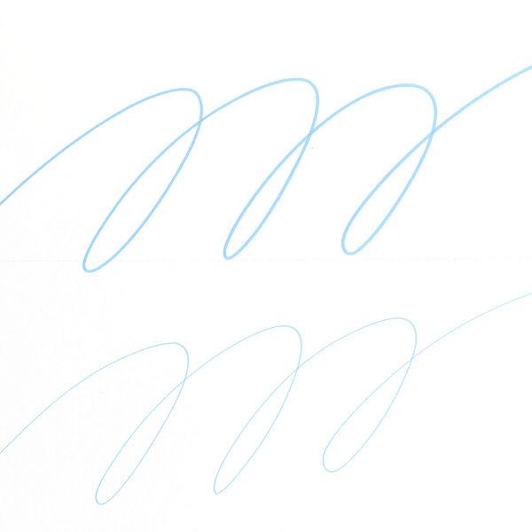 プロッキー 水性ペン 細・極細ツイン 水色 10本 三菱鉛筆 uni