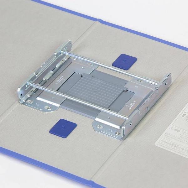 キングジム キングファイルスーパードッチ 特厚 A4タテ とじ厚150mm 青 3515アオ 1箱(5冊入)