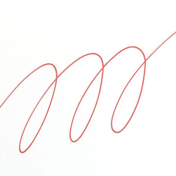 uniポスカ 細字 赤