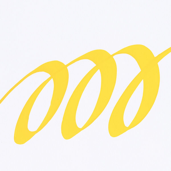 uniポスカ 極太 黄