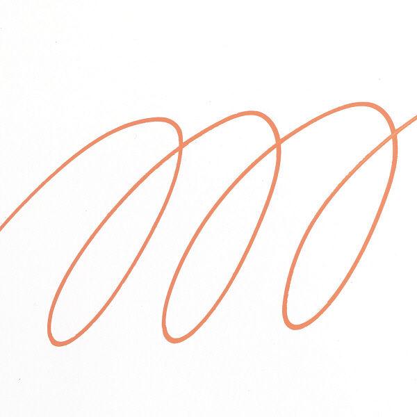 uniポスカ 中字 橙