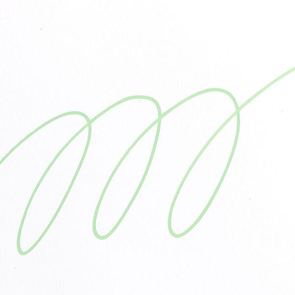 uniポスカ 中字 黄緑
