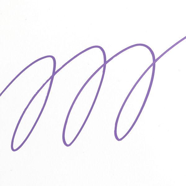 uniポスカ 中字 紫
