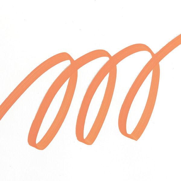 uniポスカ 太字 橙