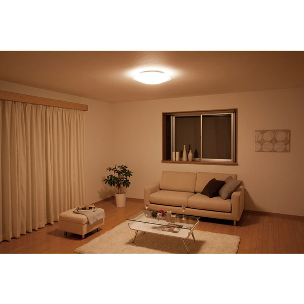LEDシーリングライト フレーム付12畳