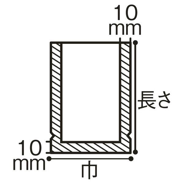 ナイロンポリ新Lタイプ No7 100枚