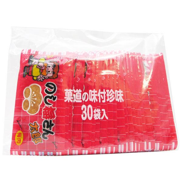 菓道 のし梅さん太郎 30枚入 1個