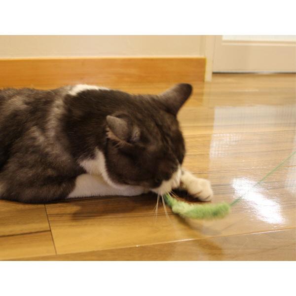 じゃれ猫 猫のお遊び草 2本セット