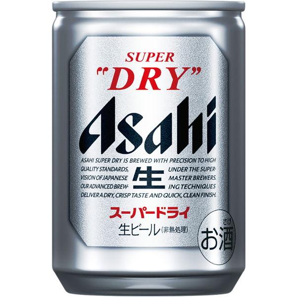アサヒスーパードライ 135ml 6缶