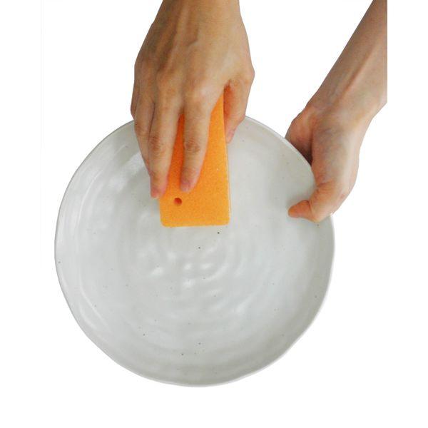 泡キュット ソフトスポンジ オレンジ