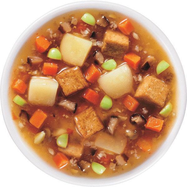 おいしいレシピ 厚揚げ豆腐の中華炒め