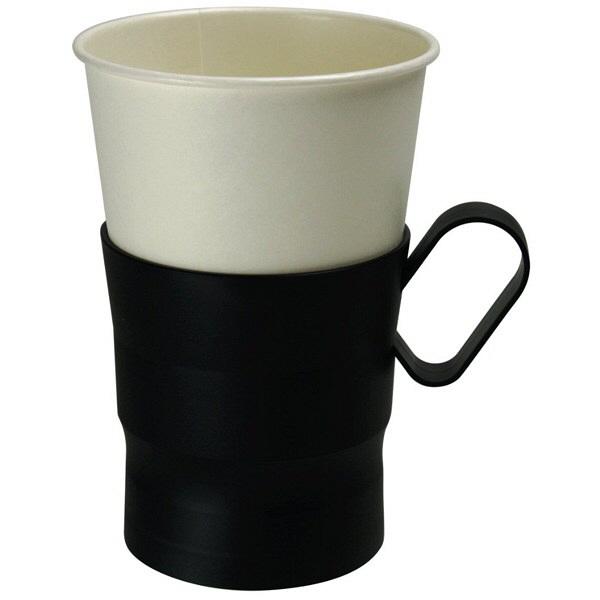 カップホルダー 5P ブラック (取寄品)