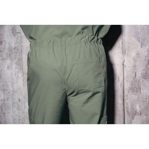 フォーク ディッキーズ カーゴパンツ(男女兼用) 5017SC-8 ミルカーマイン L スクラブパンツ (取寄品)
