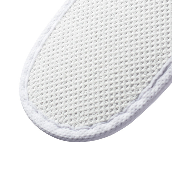 不織布使い切りスリッパ ホワイト 50P