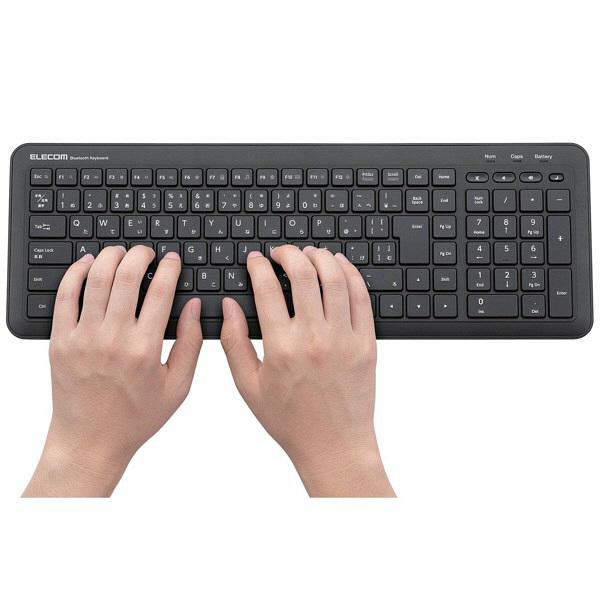 エレコム Bluetoothキーボード
