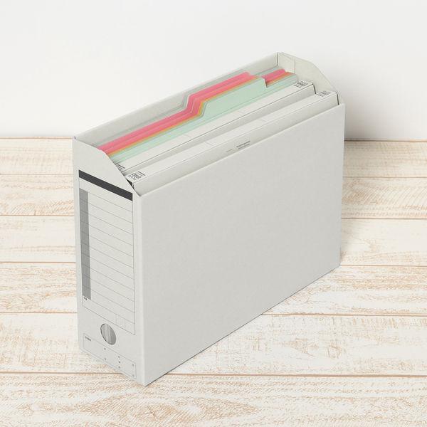プラス 個別フォルダーA4 アソートパック 5色×2 87120 1セット(50枚)