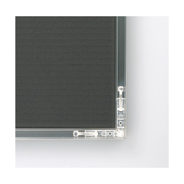 アートプリントジャパン ライトフレーム賞状額シルバーB5 0020285638 (直送品)