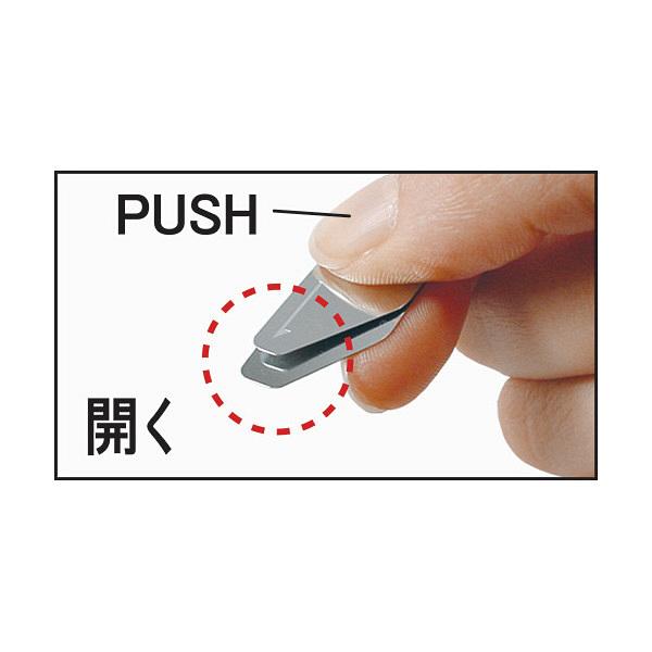 トーキンコーポレーション プッチンクリップ 8個 PC-8S (直送品)