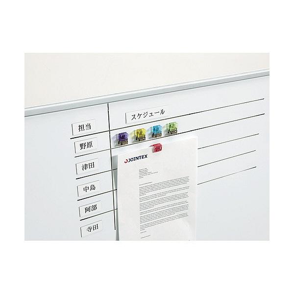 トーキンコーポレーション マグネット付スライドクリップ SCC-LMG10M (直送品)