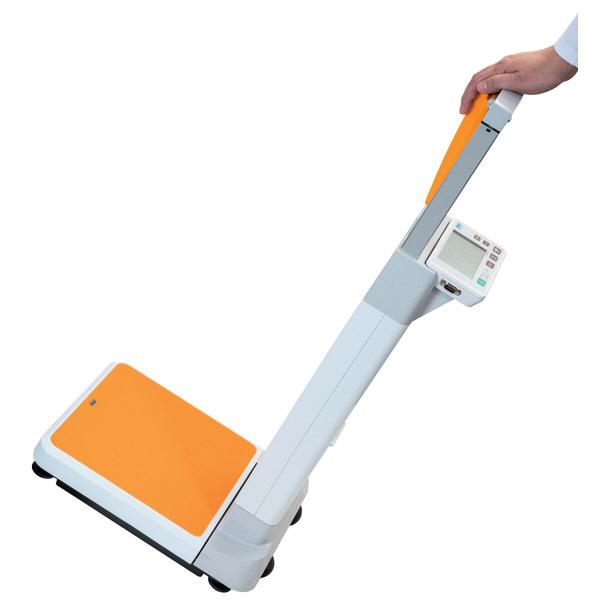 エー・アンド・デイ デジタル身長体重計 AD6351 1台 (直送品)