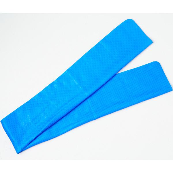 ヒラカワ ひんやりタオル ブルー 2枚