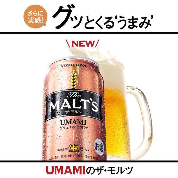 サントリー ザ・モルツ350ml 48缶