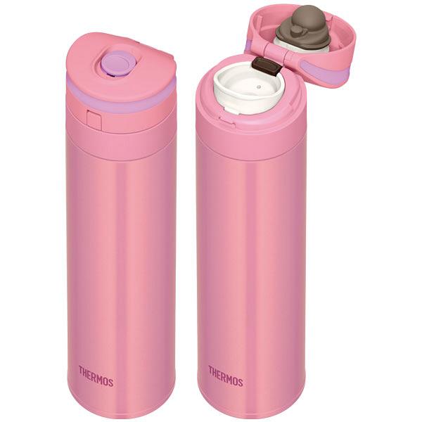 真空断熱ケータイマグ0.45L ピンク