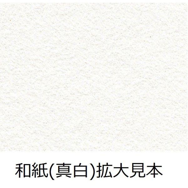 エーワン 和紙用紙 草木花シリーズ 封筒・便箋用 プリンタ兼用 美濃和紙 真白 A4 ノーカット1面 1袋(20シート入) 30201(取寄品)