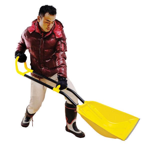 ダンスコ 黄(雪かき道具)