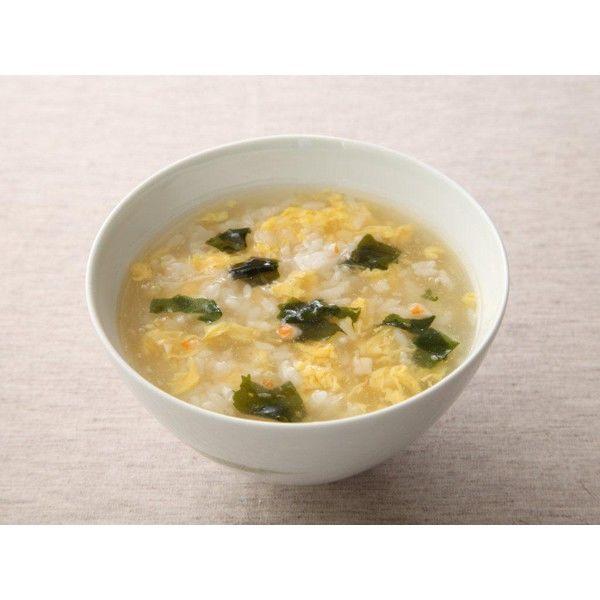 中華スープ かにとわかめ入り 3袋
