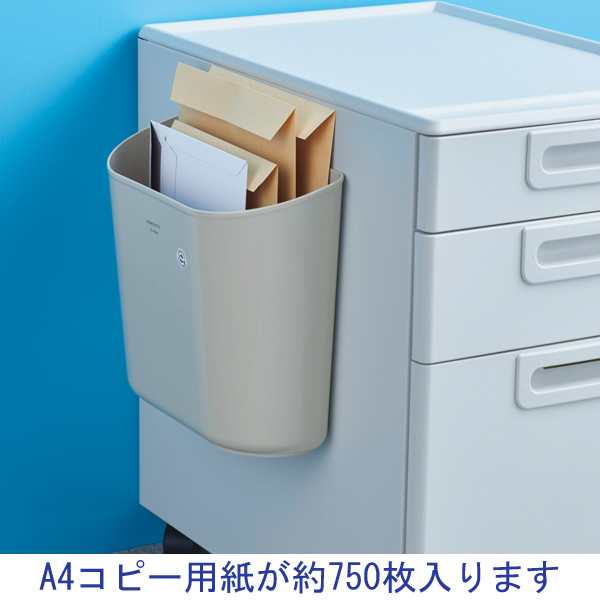 コクヨ リサイクルボックス 1種分別 M イレ-60M 3個