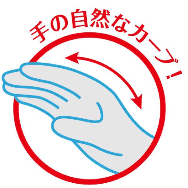 塩化ビニール手袋 簡易包装ワーキング中厚手 S ピンク 30双 「現場のチカラ」 111 ショーワグローブ