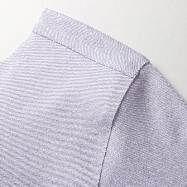 キレイラボ 完全無縫製 8分袖カップ付L