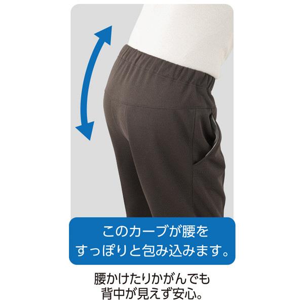 紳士Gラインパンツ グレー L 39286-02 (取寄品)