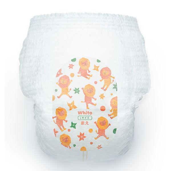 ネピア Whito(ホワイト) パンツ L 12時間タイプ 1パック(44枚入) 王子ネピア