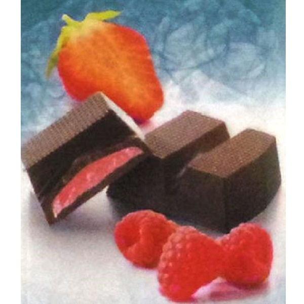 ダークチョコ ストロベリー&ラズベリー