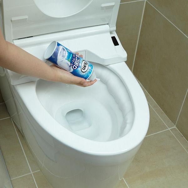 洗浄力 モコ泡わトイレクリーナー