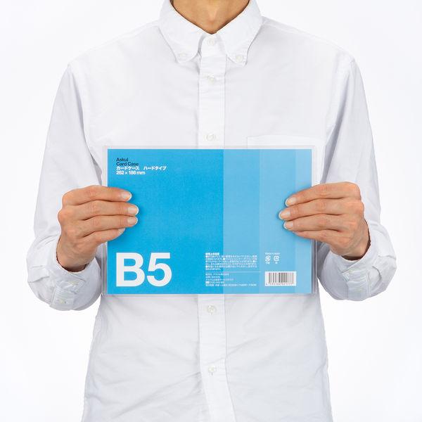 カードケース ハード B5 200枚