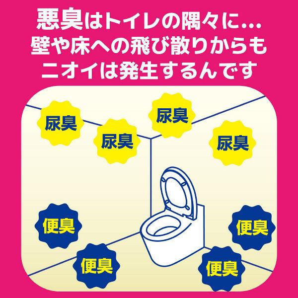 トイレのニオイがなくなるスプレー