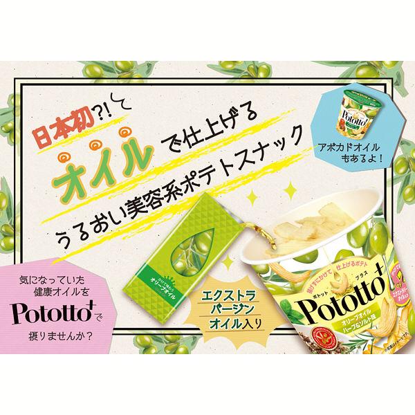 ポトット+オリーブオイル