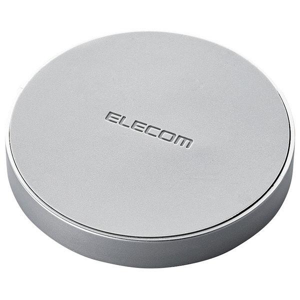 エレコム Qi対応ワイヤレス充電器5W