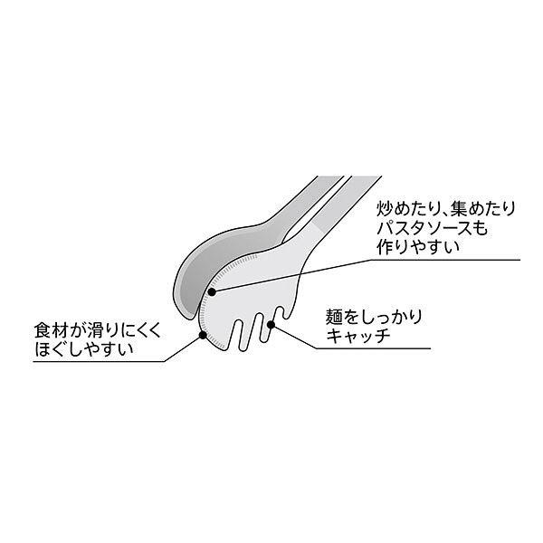 oicia(オイシア) 麺キャッチトング